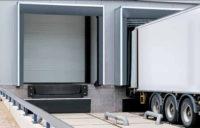 Подъемно-секционные промышленные ворота SPU F67 Thermo