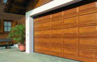 Подъемно секционные гаражные ворота Hormann LPU 40