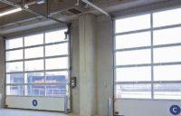 Подъемно-секционные промышленные ворота APU 67 Thermo