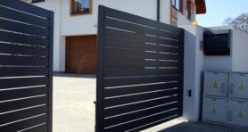 Ворота HORIZAL